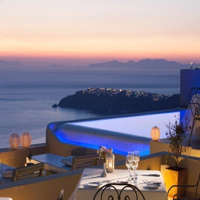 La Maltese Estate Hotel, Santorini