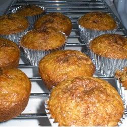 Breakfast And Brunch – Bran Muffins Ii