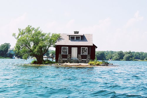 Island House, Thousand Islands, Canada